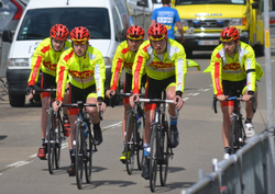 DannyJi Cycling Team