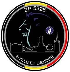 Logo Police locale de Jurbise