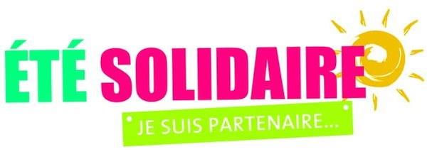 Logo Été solidaire